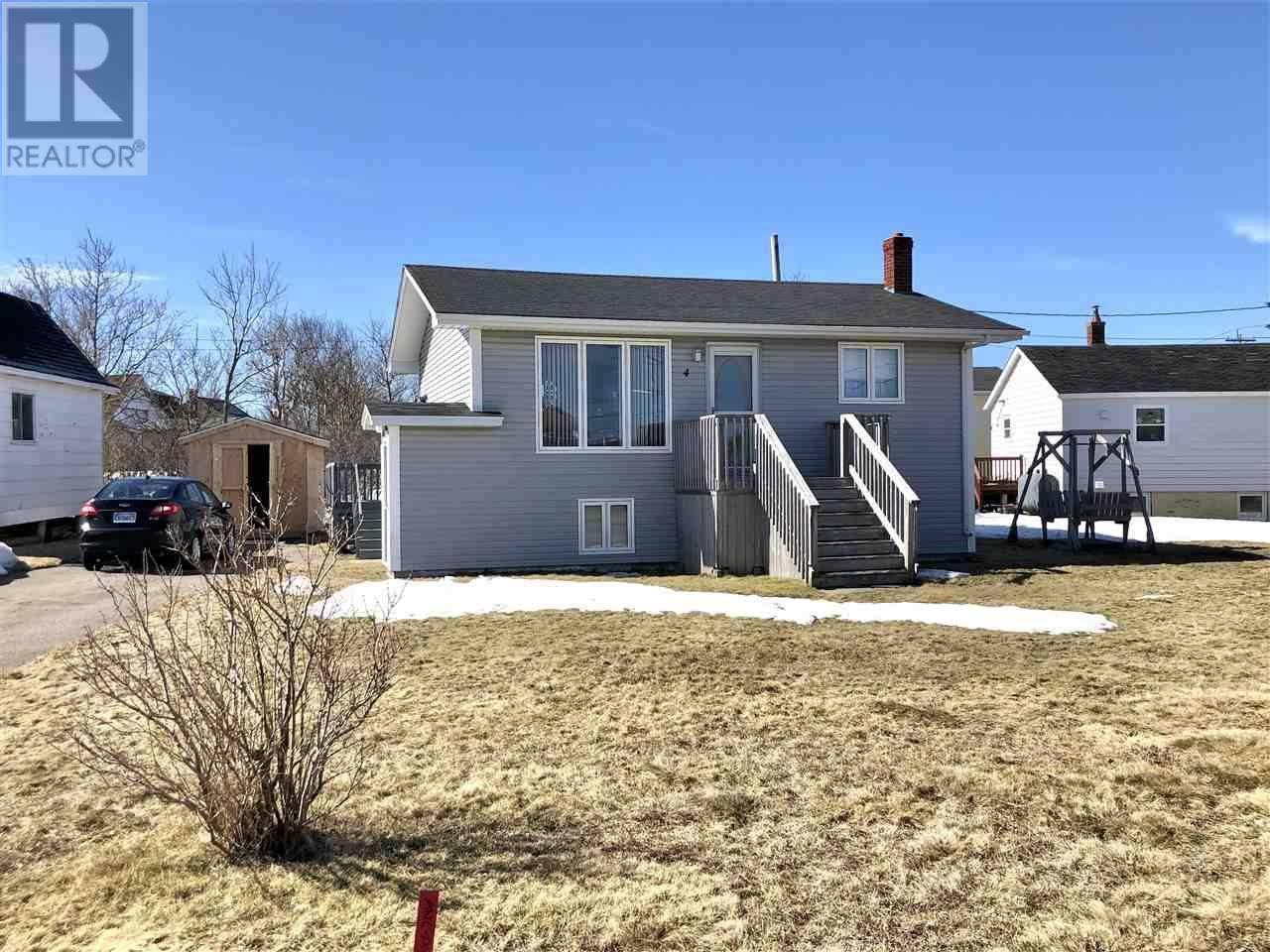 House for sale at 4 Museum St Glace Bay Nova Scotia - MLS: 202006026