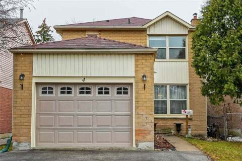 House for sale at 4 Myrtle Ct Brampton Ontario - MLS: W4775390