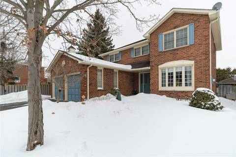 House for sale at 4 Nijinsky Ct Whitby Ontario - MLS: E4359260