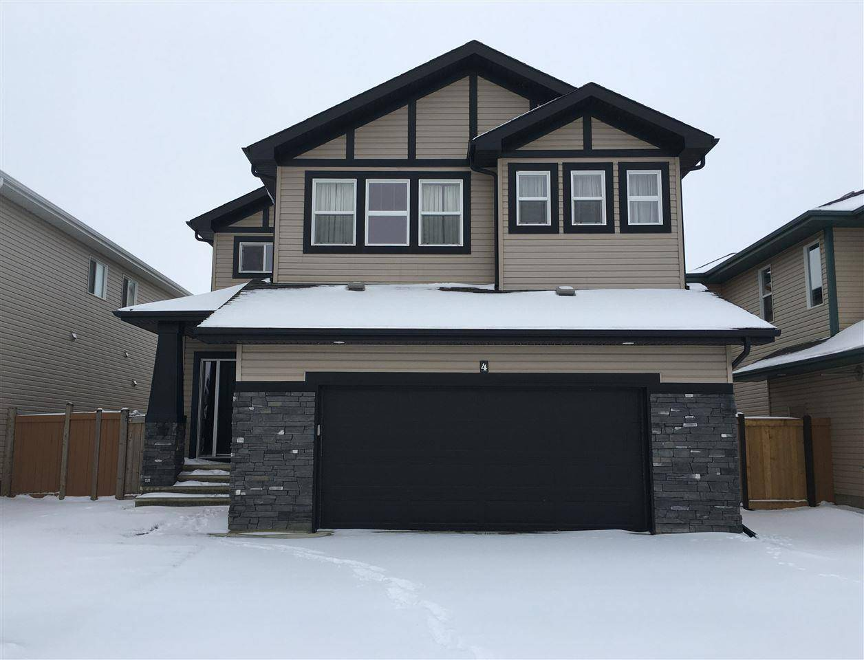 House for sale at 4 Noble Cs St. Albert Alberta - MLS: E4179775