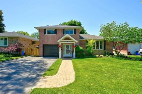 House for sale at 4 Northpark Rd Barrie Ontario - MLS: S4813665