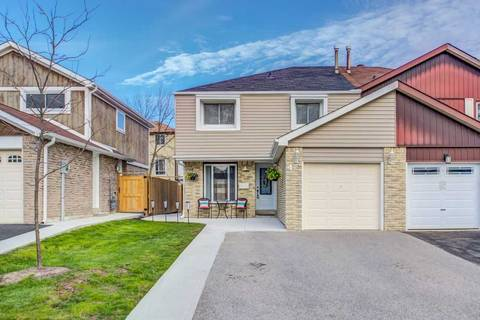 Townhouse for sale at 4 Nottawasaga Cres Brampton Ontario - MLS: W4443973