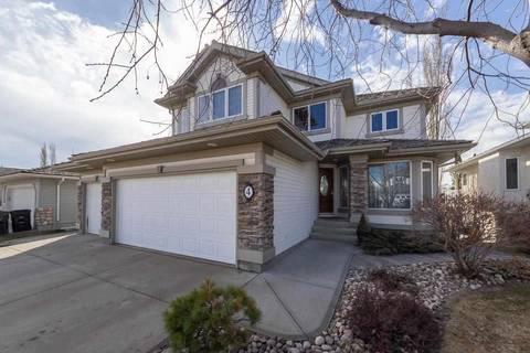 House for sale at 4 Nottingham Hb  Sherwood Park Alberta - MLS: E4151702