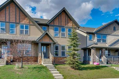 Townhouse for sale at 4 Panora Wy Northwest Calgary Alberta - MLS: C4254641