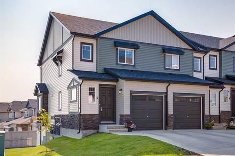 Townhouse for sale at 4 Pantego Ln Northwest Calgary Alberta - MLS: C4232772