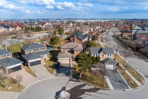 House for sale at 4 Parthenon Sq Brampton Ontario - MLS: W4731236