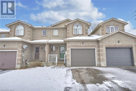 Townhouse for sale at 4 Pass Ct Barrie Ontario - MLS: 40047009