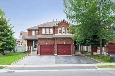 Townhouse for rent at 4 Peace Valley Cres Brampton Ontario - MLS: W4726787