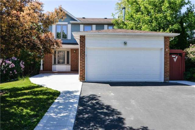 Sold: 4 Pembry Drive, Ajax, ON
