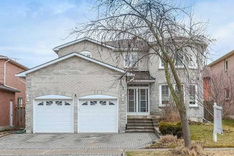 House for sale at 4 Pickett Cres Richmond Hill Ontario - MLS: N4413564