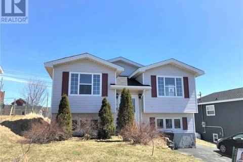 House for sale at 4 Pinware Cres Mount Pearl Newfoundland - MLS: 1188343