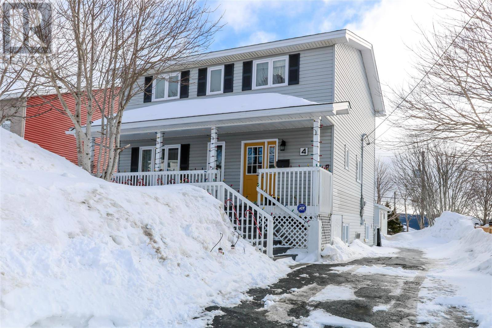 House for sale at 4 Point Leamington St St. John's Newfoundland - MLS: 1211357