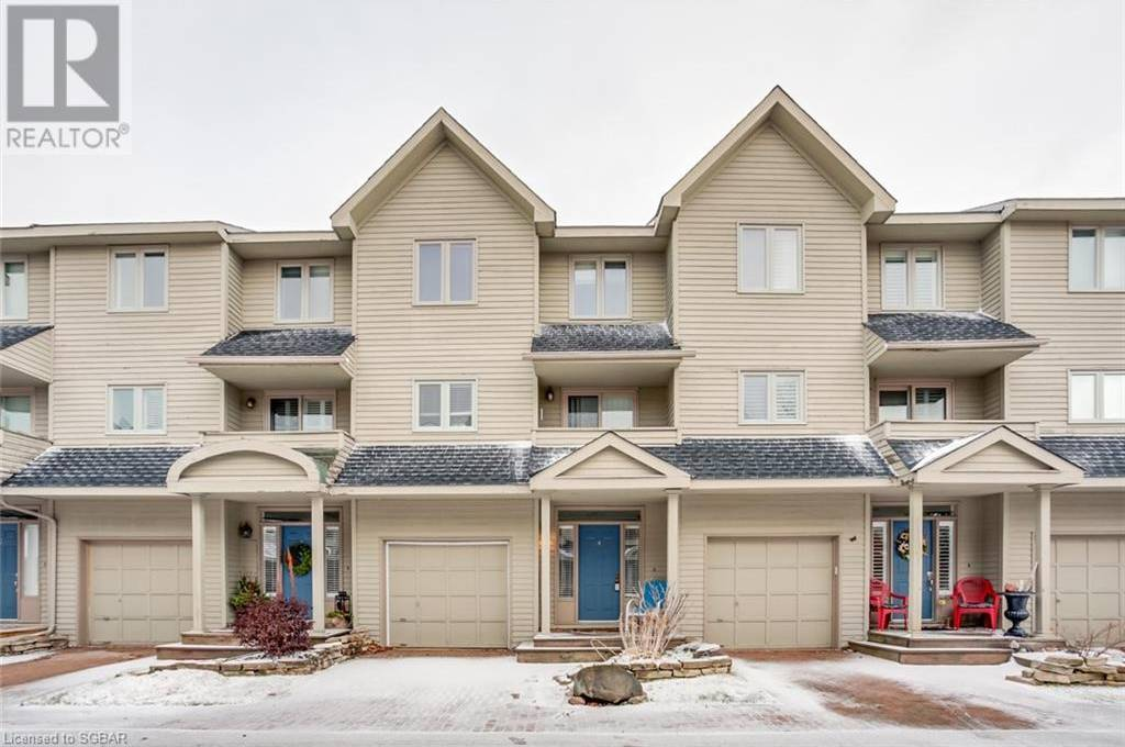Townhouse for rent at 4 Port Rd Collingwood Ontario - MLS: 235423