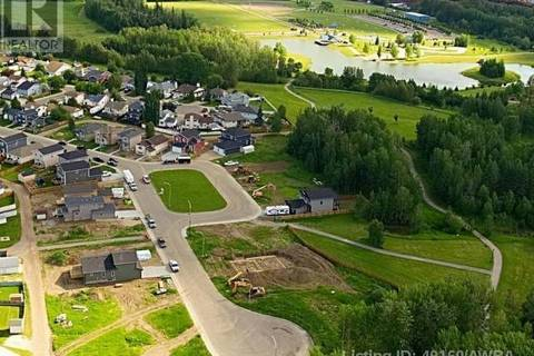 Home for sale at 4 Pritchard Dr Whitecourt Alberta - MLS: 49160