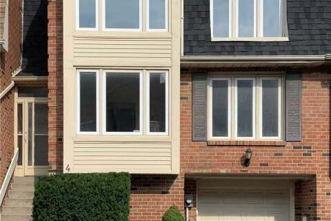 Townhouse for sale at 4 Protea Gdns Toronto Ontario - MLS: C4930554
