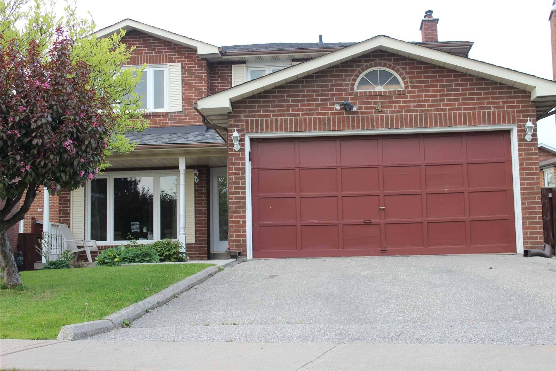 House for sale at 4 Quaker Ridge Rd Vaughan Ontario - MLS: N4452853