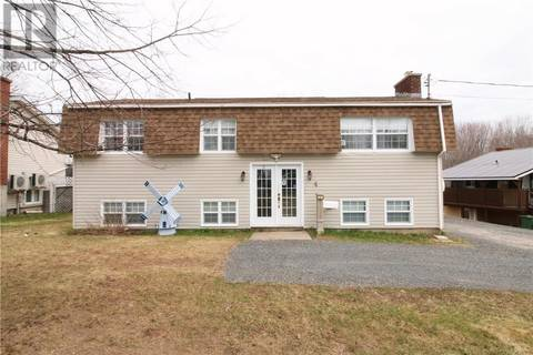 Townhouse for sale at 4 Ramsay St Fredericton New Brunswick - MLS: NB025864