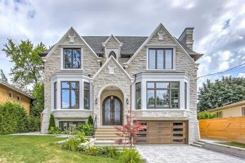 House for sale at 4 Ravenscroft Circ Toronto Ontario - MLS: C4875442