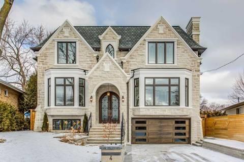 House for sale at 4 Ravenscroft Circ Toronto Ontario - MLS: C4665193