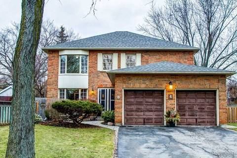House for sale at 4 Rice Dr Whitby Ontario - MLS: E4672386