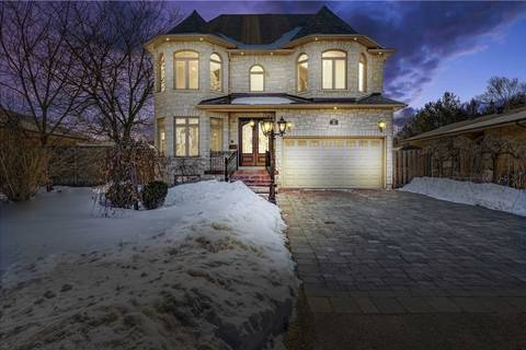 House for sale at 4 Rockport Cres Richmond Hill Ontario - MLS: N4698795