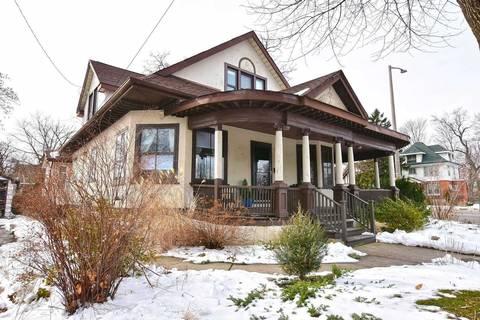 House for sale at 4 Rosedene Ave Hamilton Ontario - MLS: X4691602