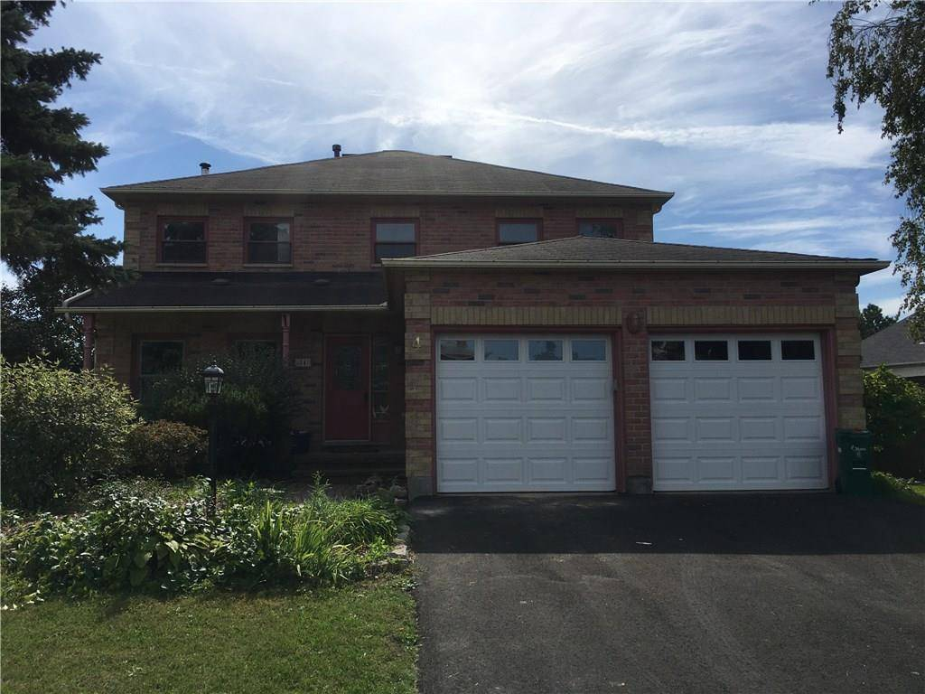 House for rent at 4 Rosethorn Wy Ottawa Ontario - MLS: 1170064