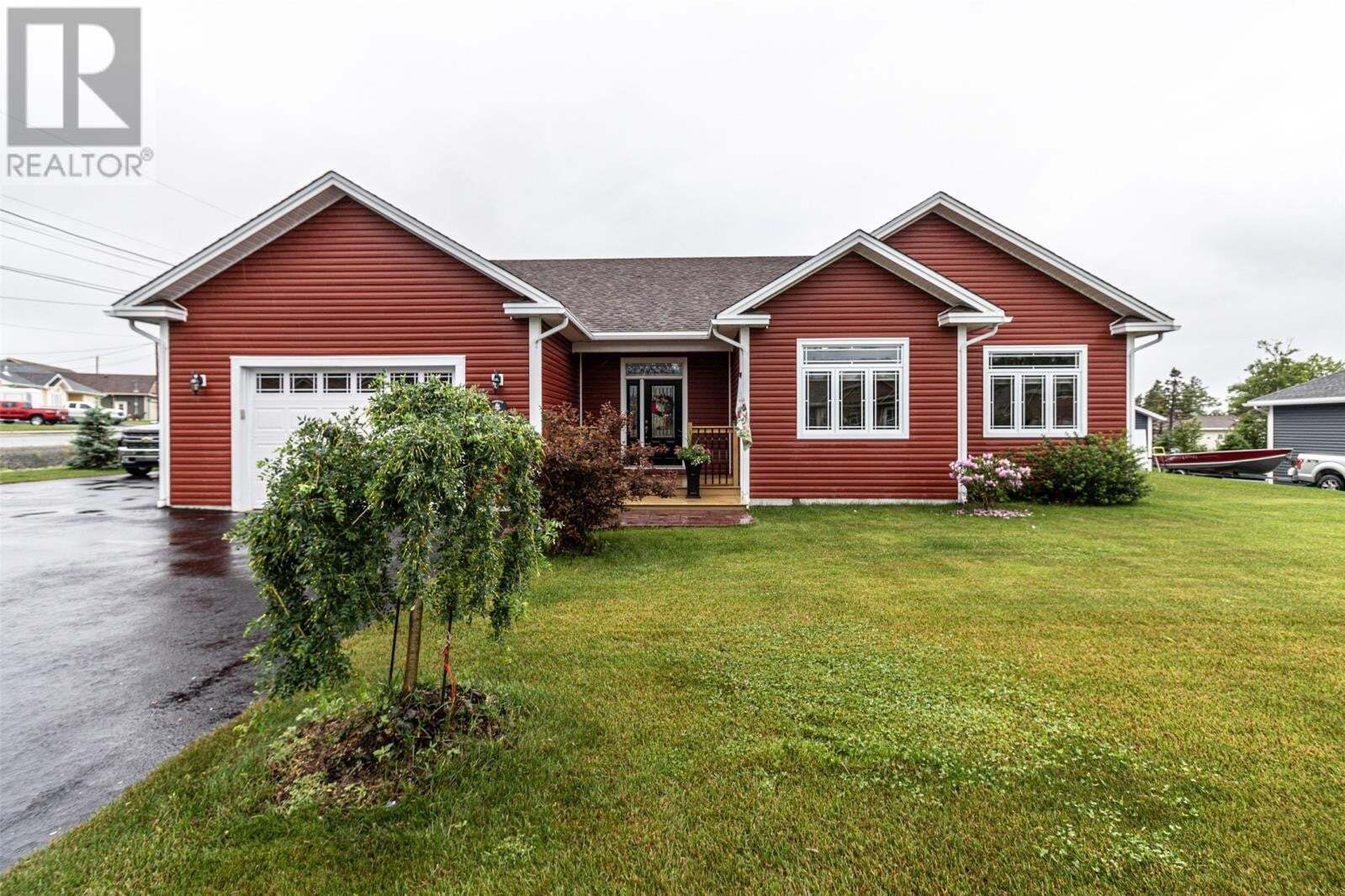 House for sale at 4 Saul Dr Holyrood Newfoundland - MLS: 1217067