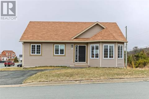 House for sale at 4 Seascape Dr Paradise Newfoundland - MLS: 1195861