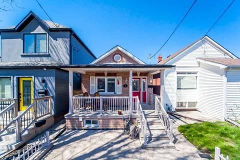 House for sale at 4 Seneca Ave Toronto Ontario - MLS: W4445296