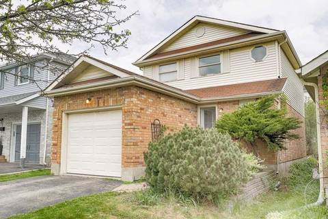 House for sale at 4 Sidney Cres Guelph Ontario - MLS: X4462566