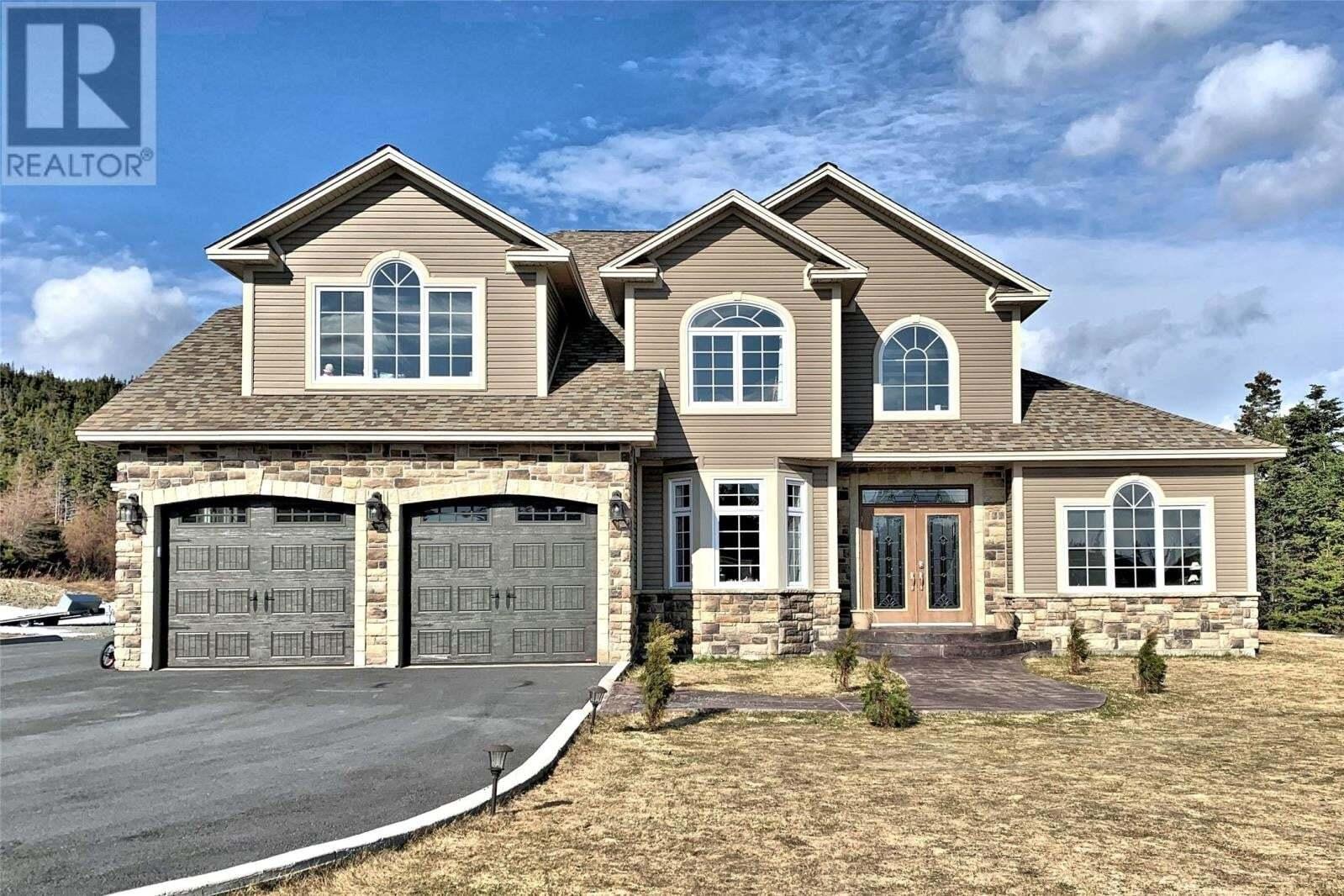 House for sale at 4 Simon Pl Spaniards Bay Newfoundland - MLS: 1211311