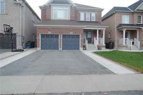House for rent at 4 Singletree Rd Brampton Ontario - MLS: W4619742