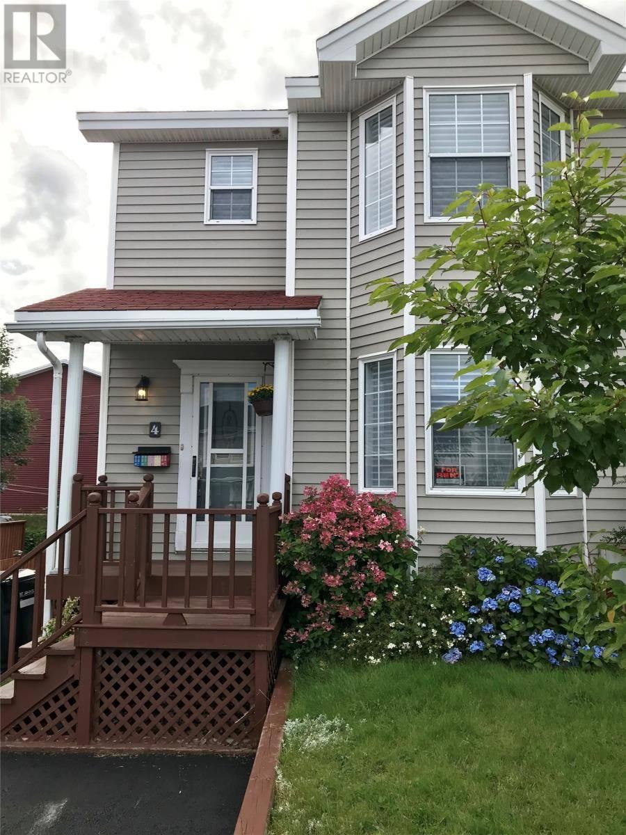 House for sale at 4 Sorrel Dr St John's Newfoundland - MLS: 1205149
