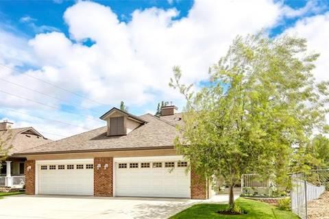 Townhouse for sale at 4 Straddock Villa(s) Southwest Calgary Alberta - MLS: C4249296