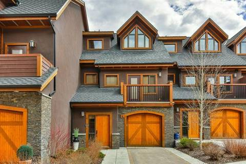 Townhouse for sale at 4 Streamside Ln Canmore Alberta - MLS: C4245391
