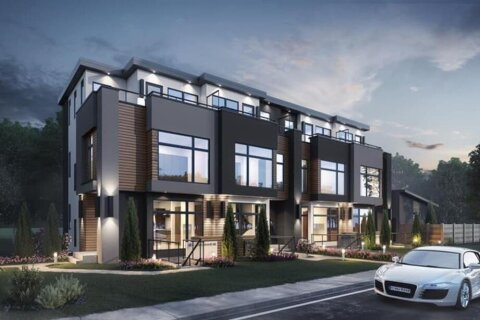 Townhouse for sale at 4 Street  NE Calgary Alberta - MLS: A1051620