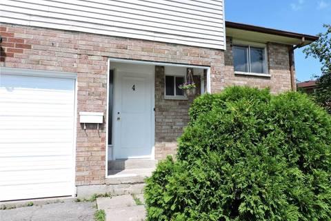 House for sale at 4 Sunburst Sq Toronto Ontario - MLS: E4538305