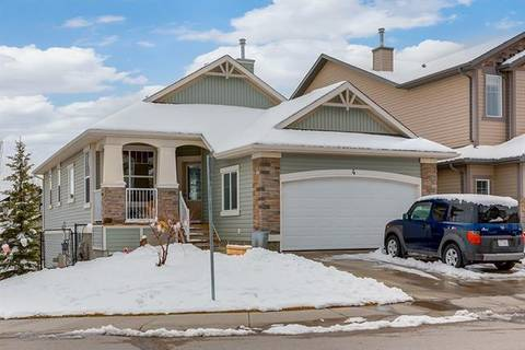 House for sale at 4 Sunset Cs Cochrane Alberta - MLS: C4239278