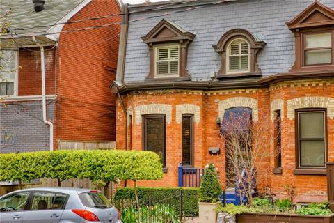 Townhouse for sale at 4 Sword St Toronto Ontario - MLS: C4455803