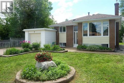 House for sale at 4 Talon St North Bay Ontario - MLS: 206809
