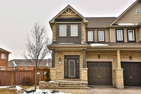 Townhouse for sale at 4 Tokara Ave Caledon Ontario - MLS: W4403505