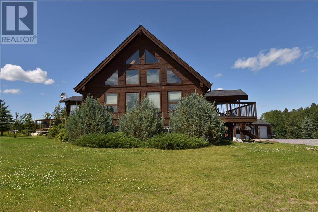 House for sale at 4 Tragondale Cove Rural Clearwater County Alberta - MLS: ca0192735