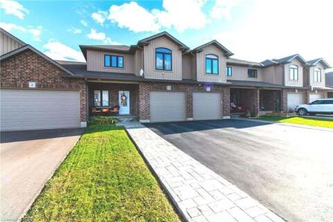 Townhouse for sale at 4 Trailview Dr Tillsonburg Ontario - MLS: 40035622