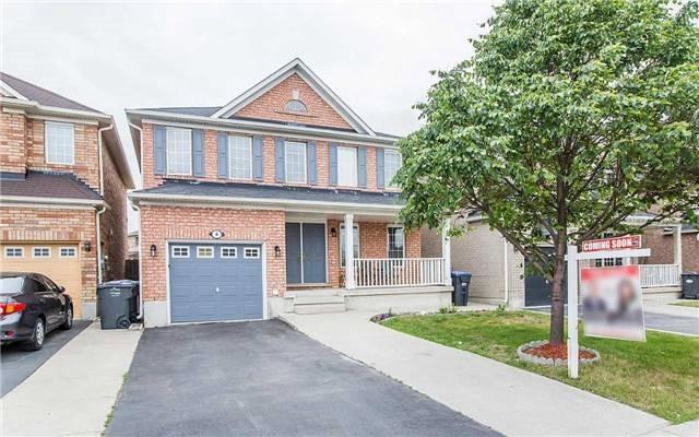 Sold: 4 Triple Crown Drive, Brampton, ON