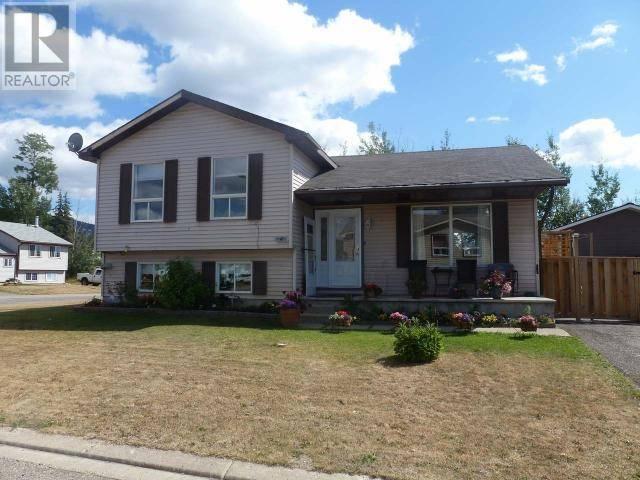 House for sale at 4 Valleyview Pl Tumbler Ridge British Columbia - MLS: 180096