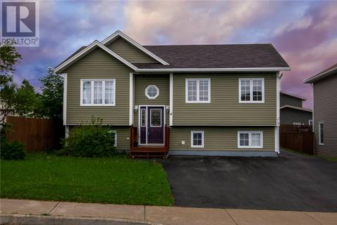House for sale at 4 Venice Ht Conception Bay South Newfoundland - MLS: 1198795