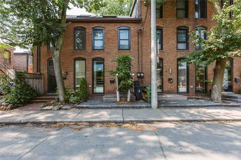Townhouse for sale at 4 Verral Ave Toronto Ontario - MLS: E4574959
