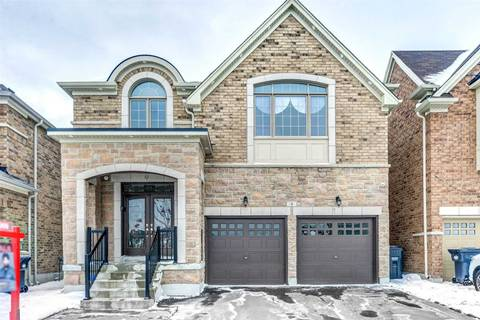 House for sale at 4 Wardenwood Dr Brampton Ontario - MLS: W4635131