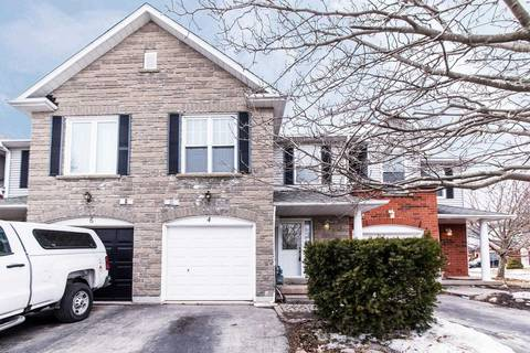 Townhouse for sale at 4 Weaver St Clarington Ontario - MLS: E4388303